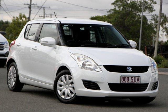 Used Suzuki Swift GA, Bowen Hills, 2012 Suzuki Swift GA Hatchback