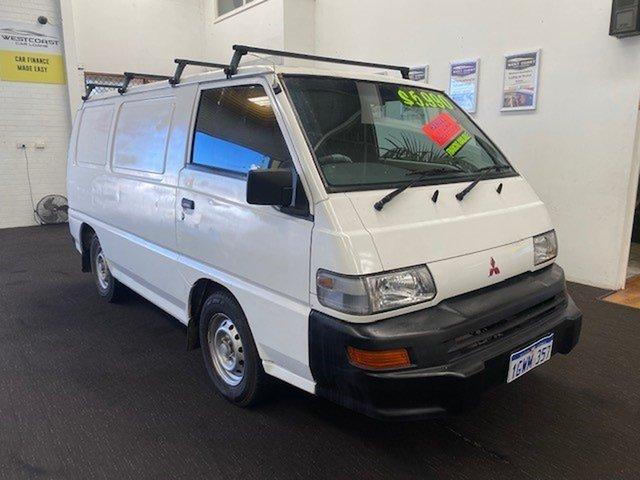 Used Mitsubishi Express SWB, Wangara, 2002 Mitsubishi Express SWB Van