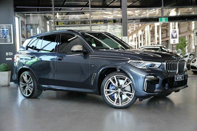 Used BMW X5 M50i Steptronic, North Melbourne, 2020 BMW X5 M50i Steptronic Wagon